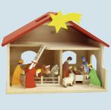 Caritas-Wendelstein-Weihnachtskrippen-Holzspielzeug