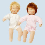 Heidi Hilscher - eoc dolls - Made in Germany - organic cotton