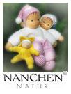 Nanchen-Natur-Puppen-Spieluhren-Bio-Öko-Stofftiere-Spielwaren