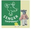Senger-Tierpuppen-Spieluhren-Bio-Öko-Spielwaren-Handpuppen