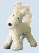 Hund Fritz - Stofftier und Spieluhr