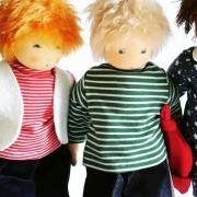 Puppen Jungs