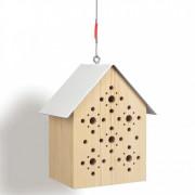 Bienenhotel, Nistkästen, Samen