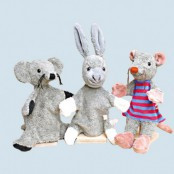 puppet theater, hand puppets eco