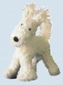 Hund Fritz - <b>Stofftier und Spieluhr</b>