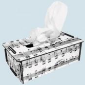 Zettel- und Tissue Boxen
