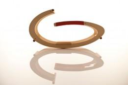Schaukelpferde und Lauflernhilfen aus Holz