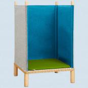 sila - Akustikmöbel für Kinder