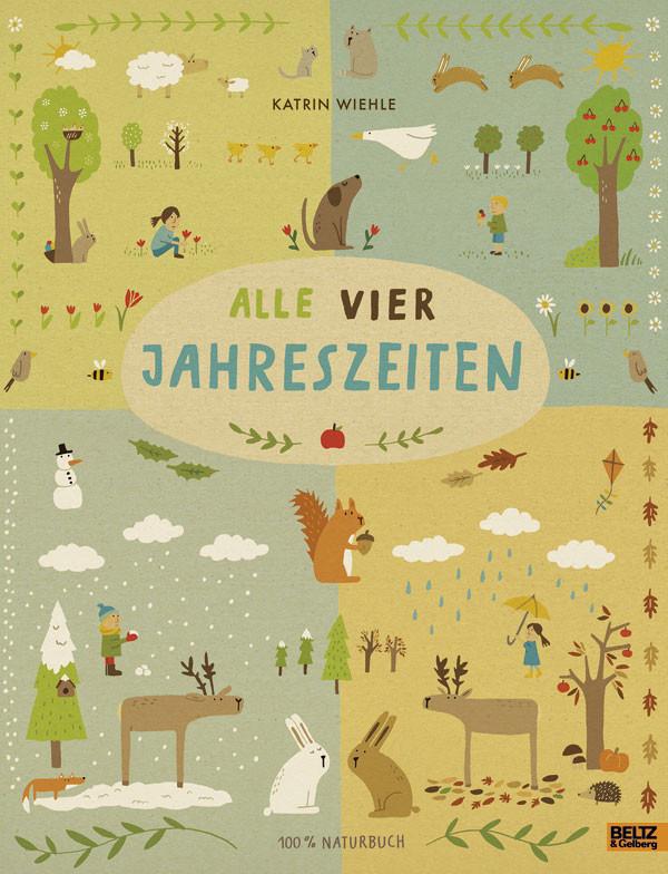 Kinderbuch - Alle vier Jahreszeiten - Verlag Beltz und Gelberg