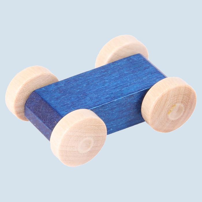 Beck - Ersatz für Kugelbahn mit Autos - Rennauto blau