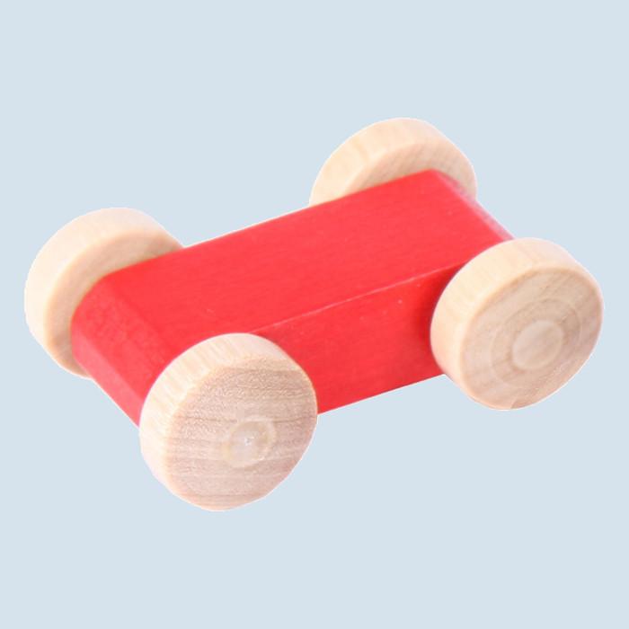 Beck - Ersatz für Kugelbahn mit Autos - Rennauto rot