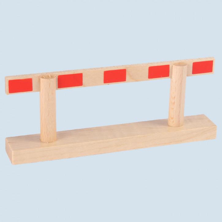 Beck - Straßenabsperrung - Holz, Made in Germany