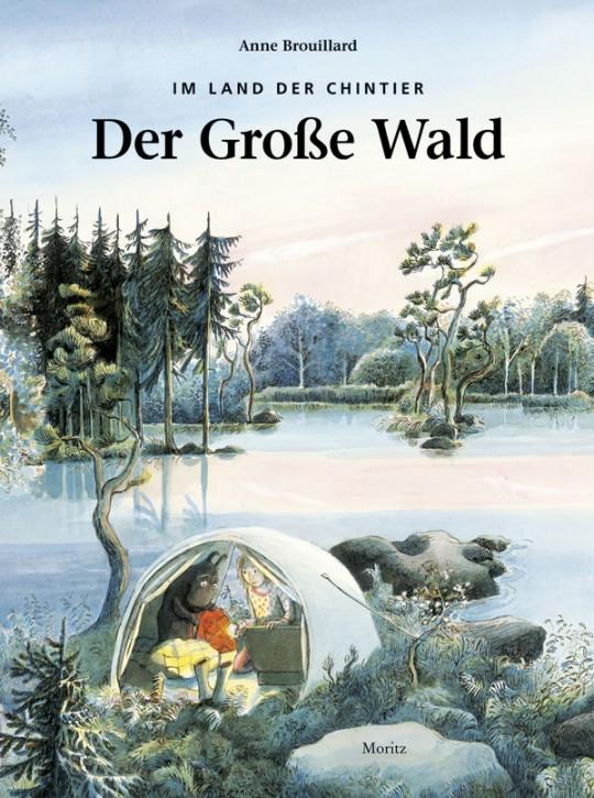 Kinderbuch - Der grosse Wald - Moritz