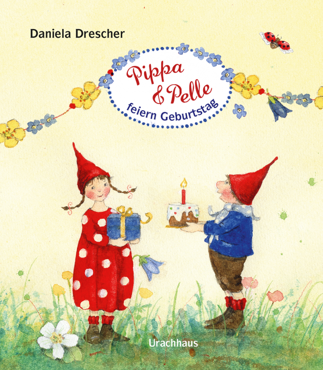 Kinderbuch - Pippa und Pelle feiern Geburtstag - Urachhaus Verlag