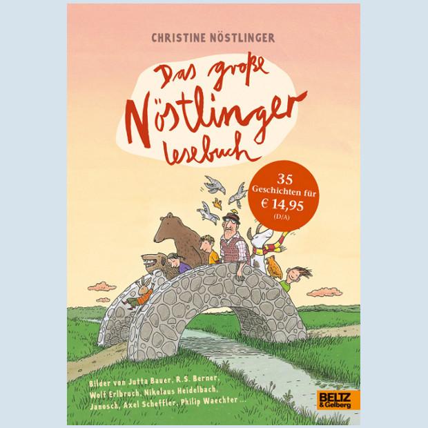 Kinderbuch - Das große Nöstlinger Lesebuch