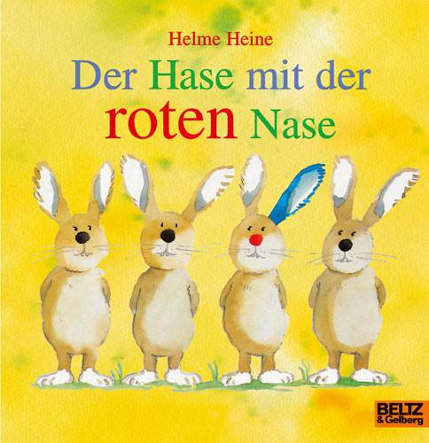 Verlag Beltz und Gelberg - Der Hase mit der roten Nase