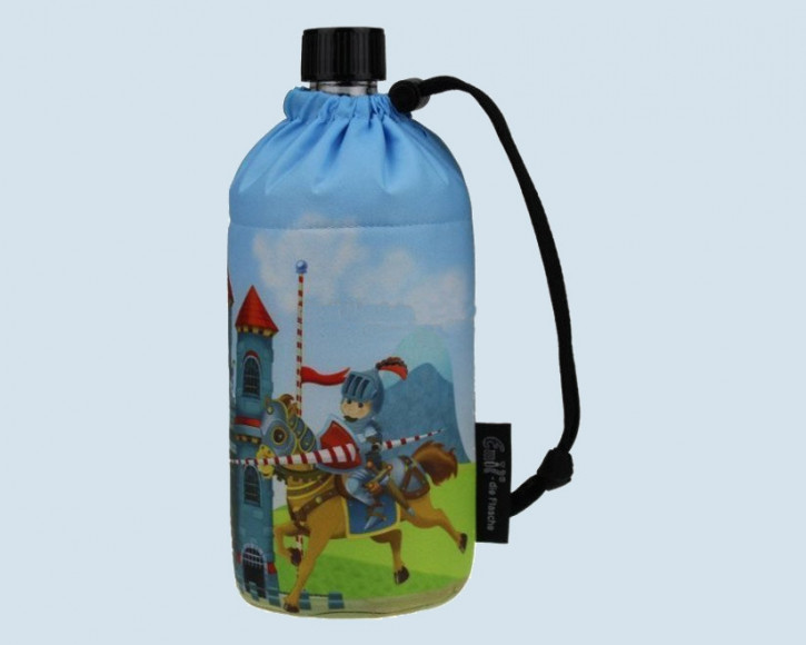 Emil die Flasche - Trinkflasche Ritter -  0,3 L