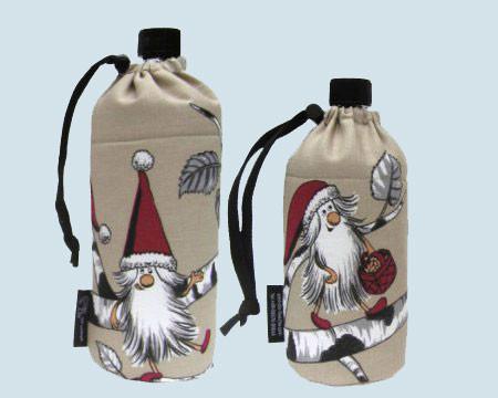 Emil die Flasche - Trinkflasche Weihnachtswichtel - 0,4 L