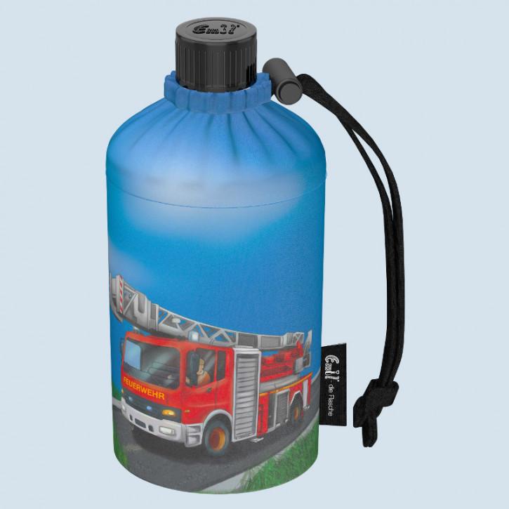 Emil die Flasche - Trinkflasche Action, Feuerwehr, Traktor - 0,3 L