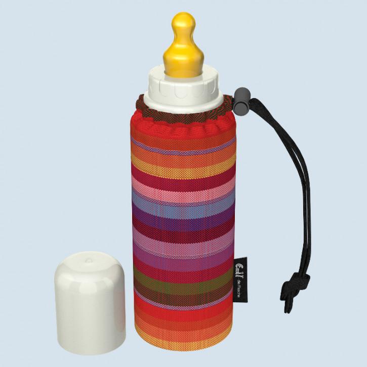 Emil die Flasche - Babyflasche gestreift - 250 ml, Oberstoff Bio