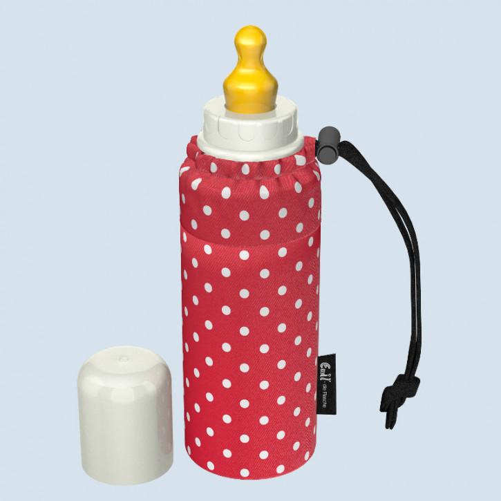 Emil die Flasche - Babyflasche rot - 250 ml, Oberstoff Bio