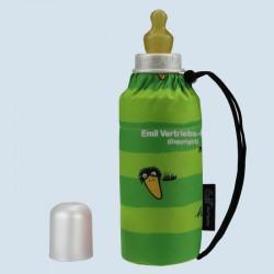 Emil die Flasche - Babyflasche Rabe grün - 250 ml