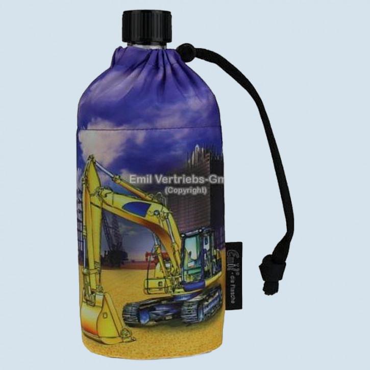 Emil die Flasche - Trinkflasche Baustelle - 0,4 L