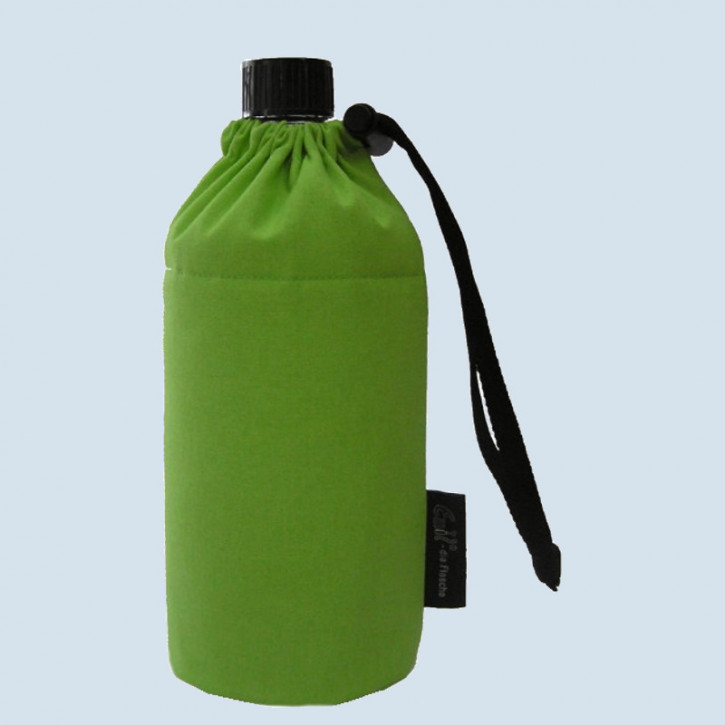 Emil die Flasche - Trinkflasche grün - 0,6 L Oberstoff Bio