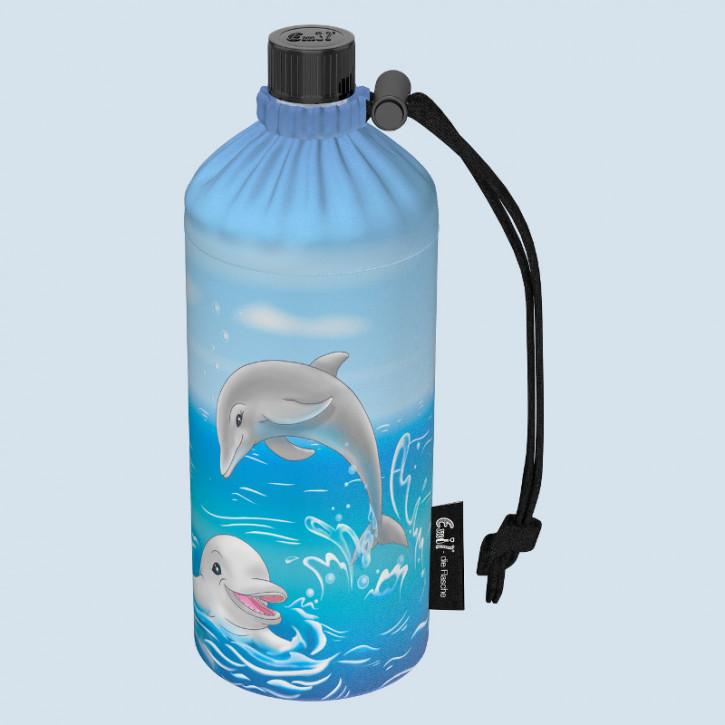 Emil die Flasche - Trinkflasche Delfin - 0,4 L