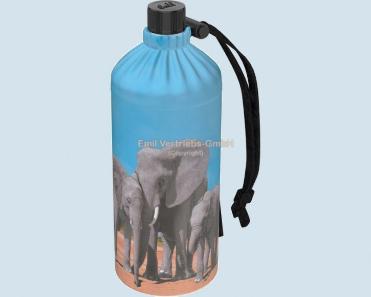 Emil die Flasche - Trinkflasche Elefant - 0,4 L