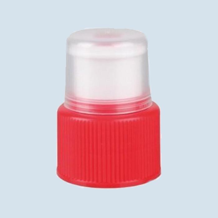 Emil die Flasche Zubehör - Trink cap rot