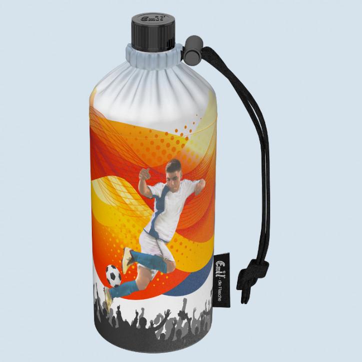 Emil die Flasche - Trinkflasche Fußball - 0,4 L