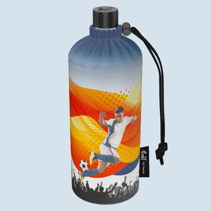 Emil die Flasche - Trinkflasche Fussball - 0,6 L