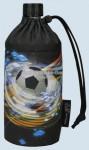 Emil die Flasche - Trinkflasche Stadion, Fussball  - 0,4 Liter