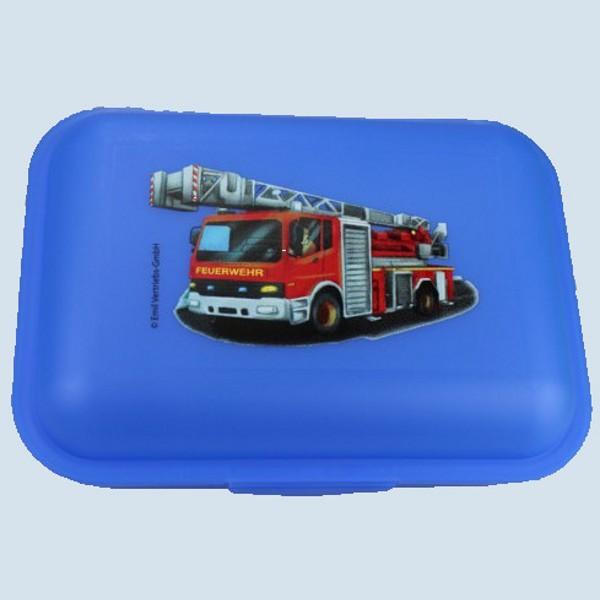 Emil die Flasche - Kinder Brotbox, Brotdose Feuerwehr