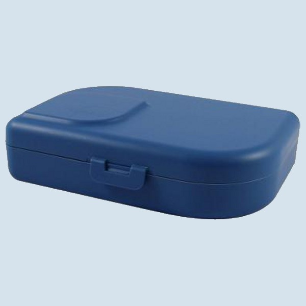 Emil die Flasche - Nana Kinder Brotbox, Brotdose - blau