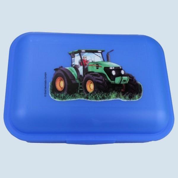 Emil die Flasche - Kinder Brotbox, Brotdose Traktor