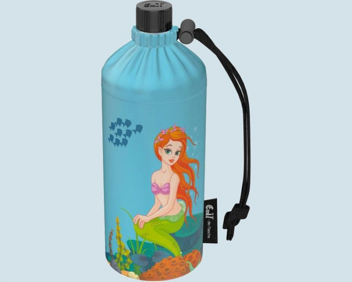 Emil die Flasche - Trinkflasche Meerjungfrau -  0,4 L