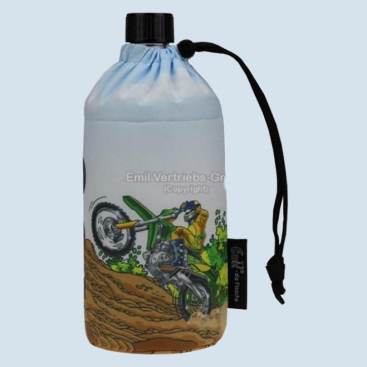 Emil die Flasche - Trinkflasche Motocross - 0,3 L