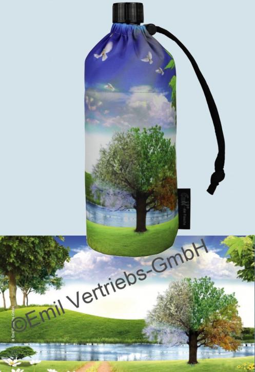 Emil die Flasche - Trinkflasche Natur, Seasons - 0,6 Liter