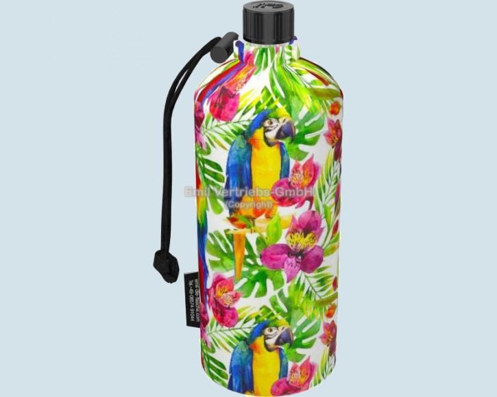 Emil die Flasche - Trinkflasche Papagei -  0,6 L
