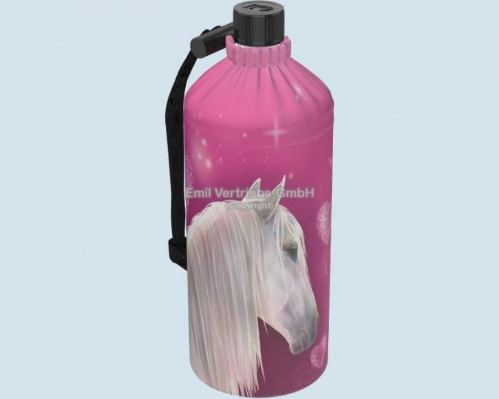 Emil die Flasche - Trinkflasche Pink Horse - 0,4 L