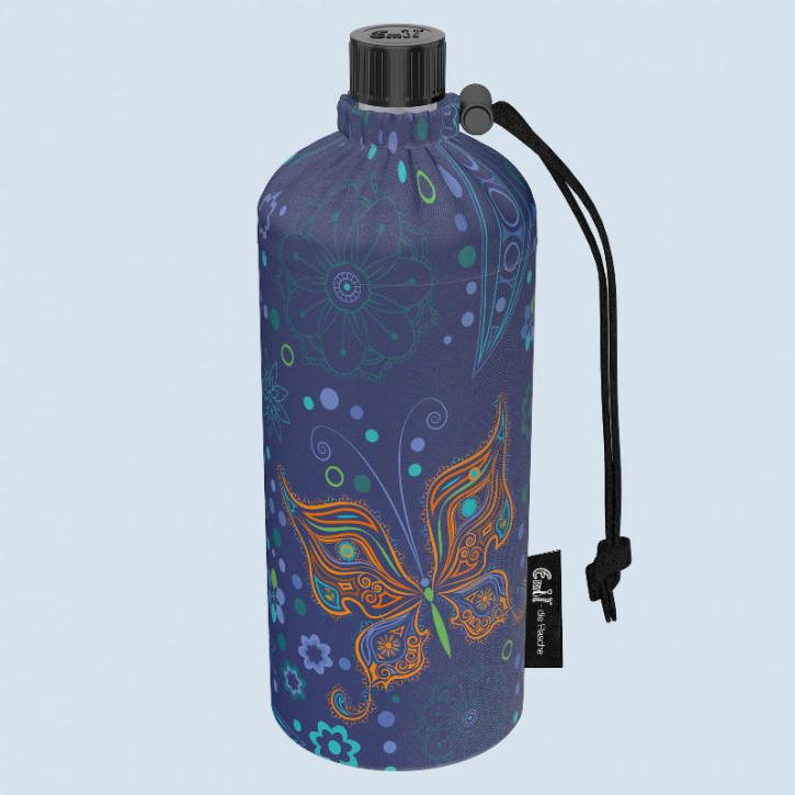 Emil die Flasche - Trinkflasche Schmetterling - 0,6 L