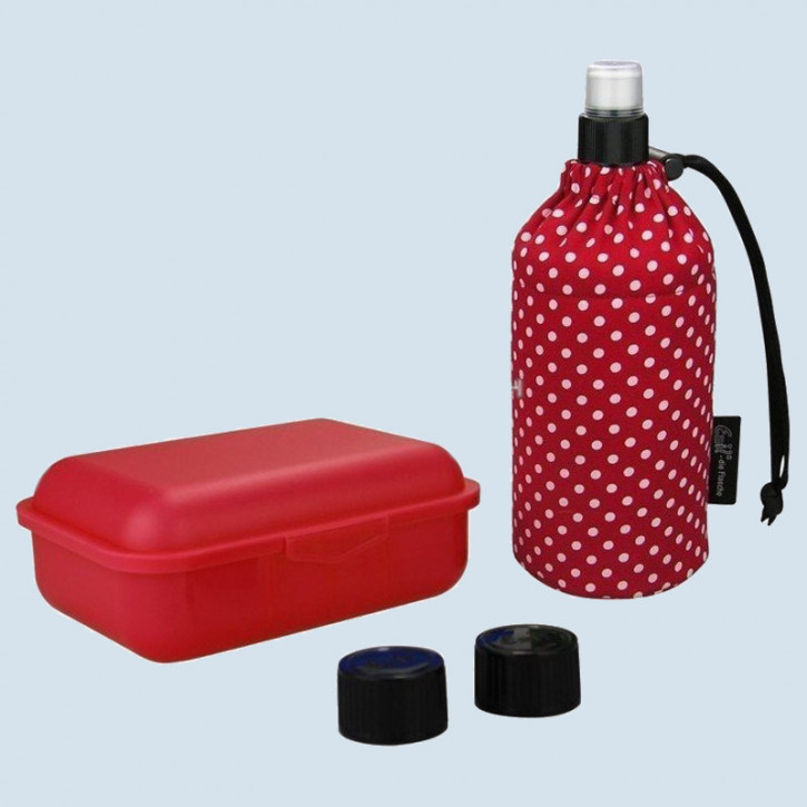 Emil die Flasche - Starter Set Punkte Bio - Geschenkset 0,4 L
