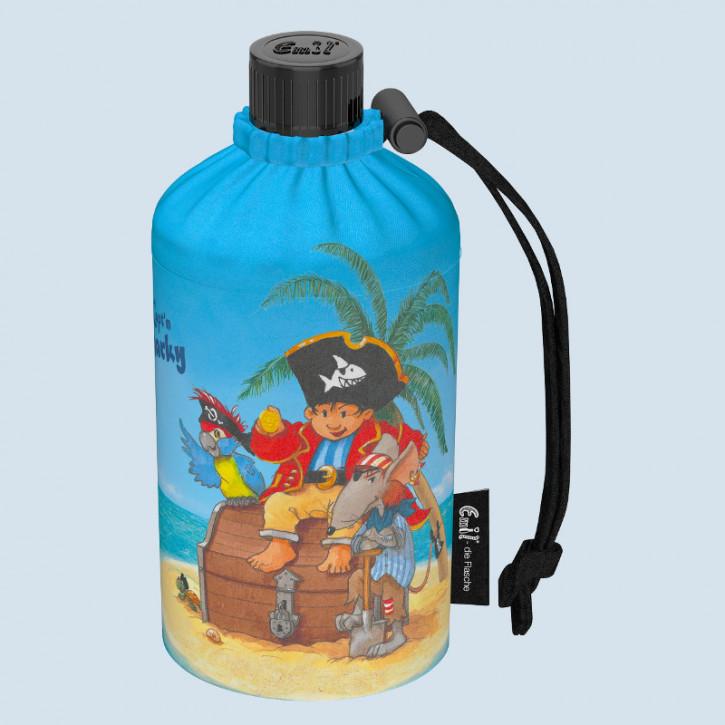 Emil die Flasche - Trinkflasche Käpt´n Sharky © - 0,3 L