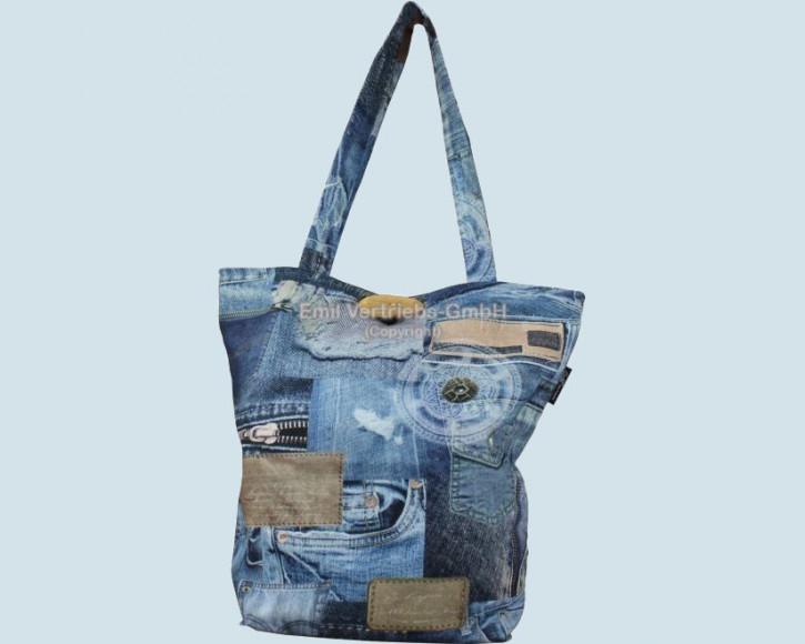 Emil die Flasche - Shopper, Tasche Jeans - Baumwolle