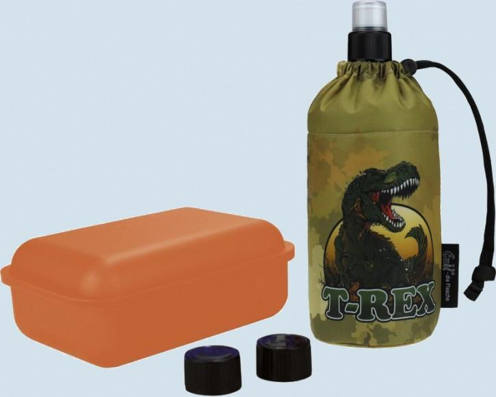 Emil die Flasche - Starter Set Dinosaurier Rex - Geschenkset 0,4 L