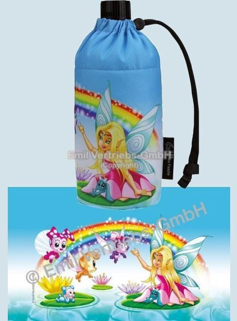 Emil die Flasche - Trinkflasche Elfe, Rainbow - 0,4 L