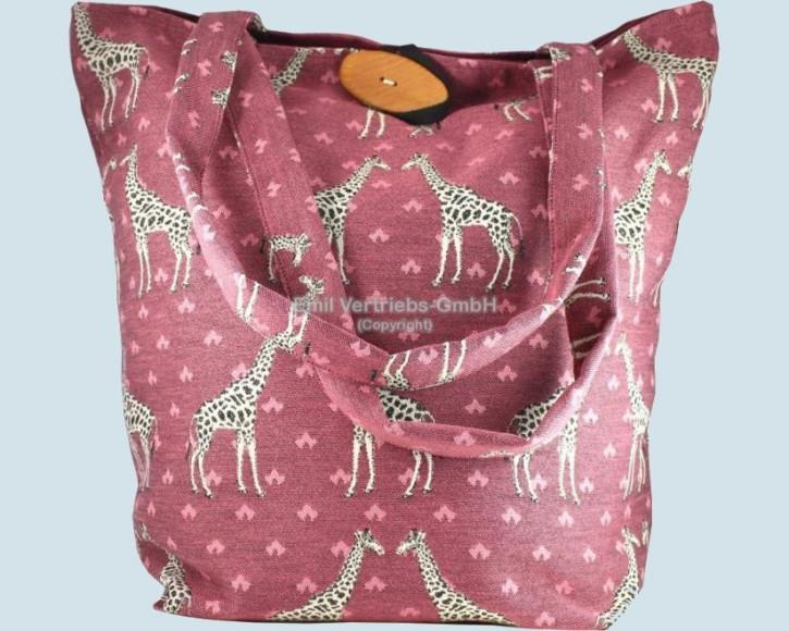 Emil die Flasche - Shopper, Tasche Giraffe - Baumwolle