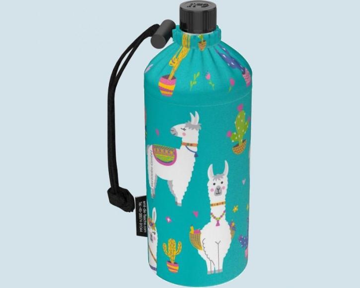 Emil die Flasche - Weithals Trinkflasche Alpaka - 0,4 Liter